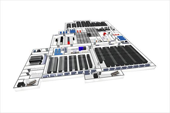 深圳智能公交運營中心項目